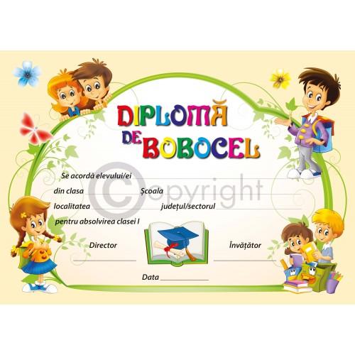 Diploma de Bobocel