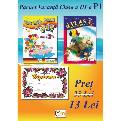 Pachet vacanta clasa a III-a P1