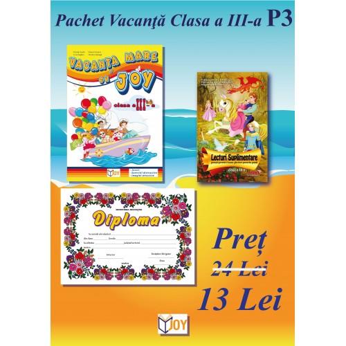 Pachet vacanta clasa a III-a P3